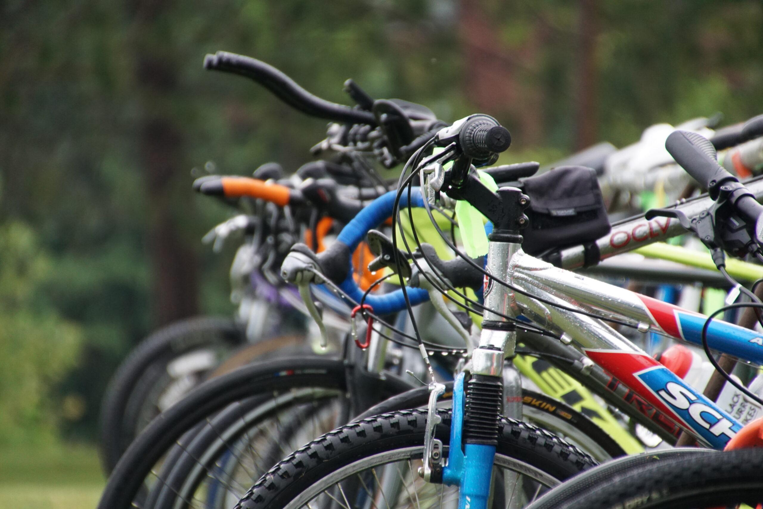 Cool bike shot
